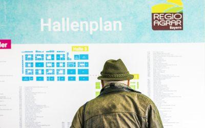 Die RegioAgrar Bayern pausiert 2021